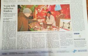 WW-Zeitung Weihnachtsausgabe 2014 Weihnachtsmarkt